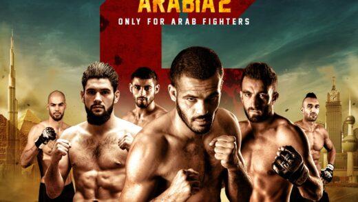 uaew arabia 2 poster 2
