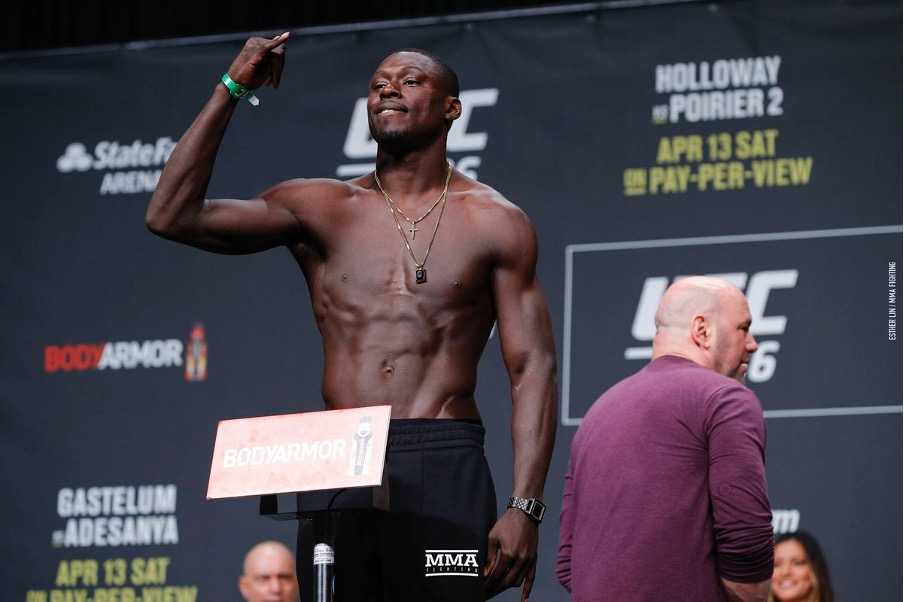 Curtis Millender steps in for David Michaud to fight Rory MacDonald at April 29 PFL event