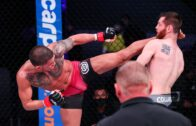 PFL 1: Anthony Pettis, Lance Palmer and Natan Schulte lose on opening night for lightweights and featherweights