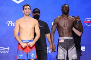 Rory MacDonald vs. Curtis Millender 2