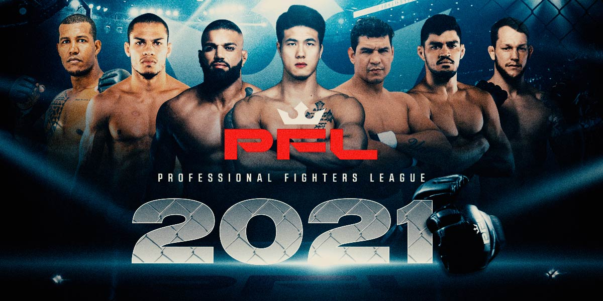 Brits can watch PFL on MMA TV UK