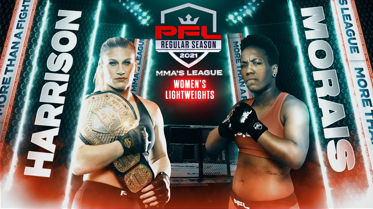 Mariana Morais reflects on COVID delaying her PFL dream for a year ahead of huge Kayla Harrison fight