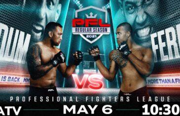 PFL 3 edit poster