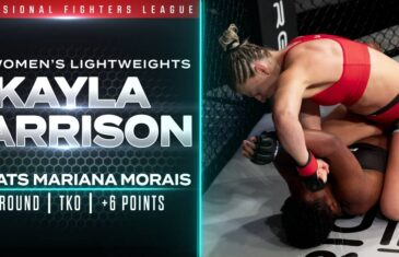 kayla harrion pfl3