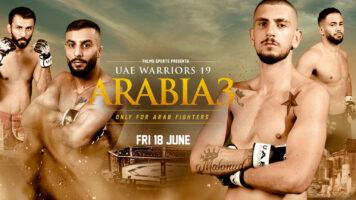 UAE Warriors Arabia 3