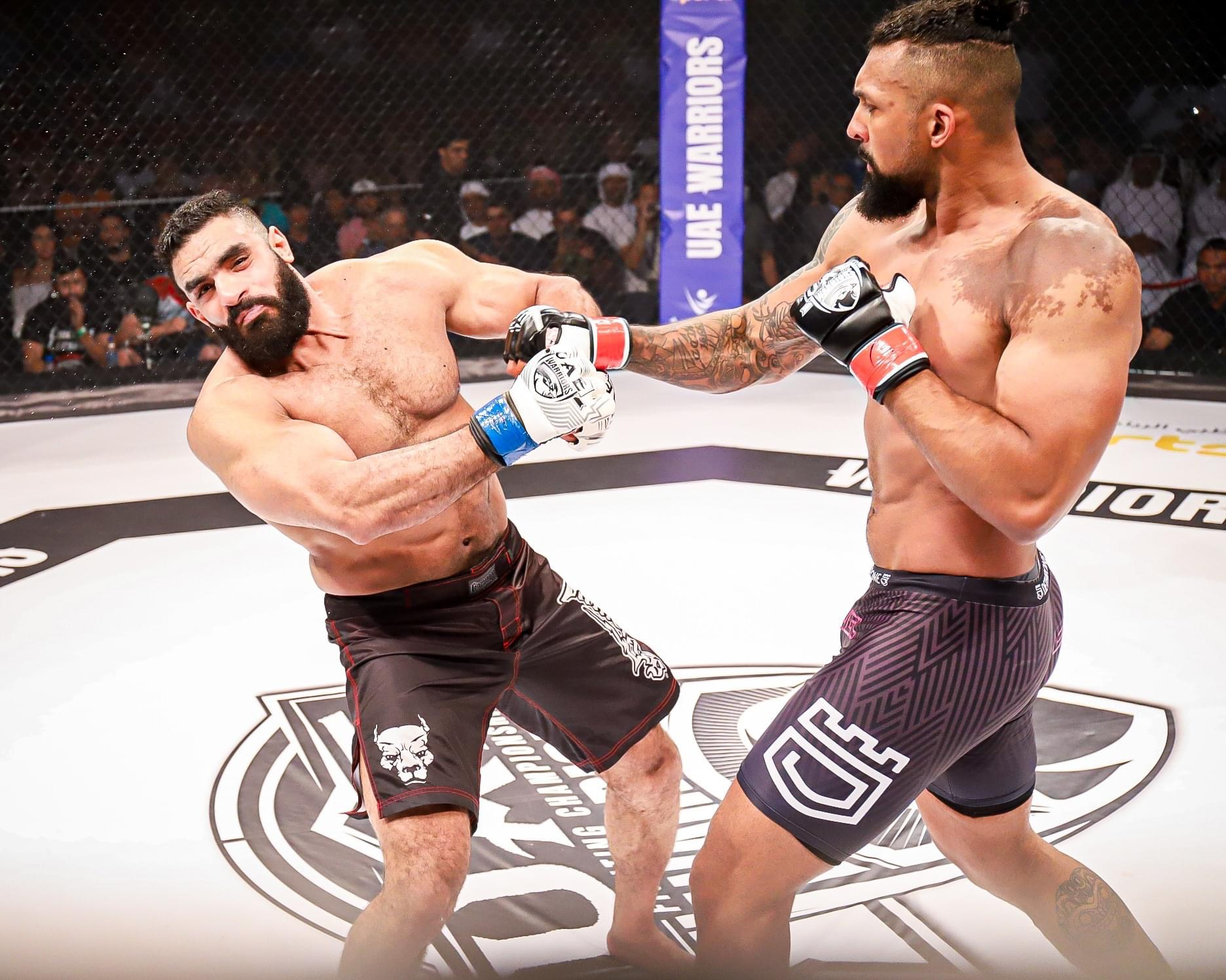 UAE Warriors returns as 'number one launch pad' for MMA fighters