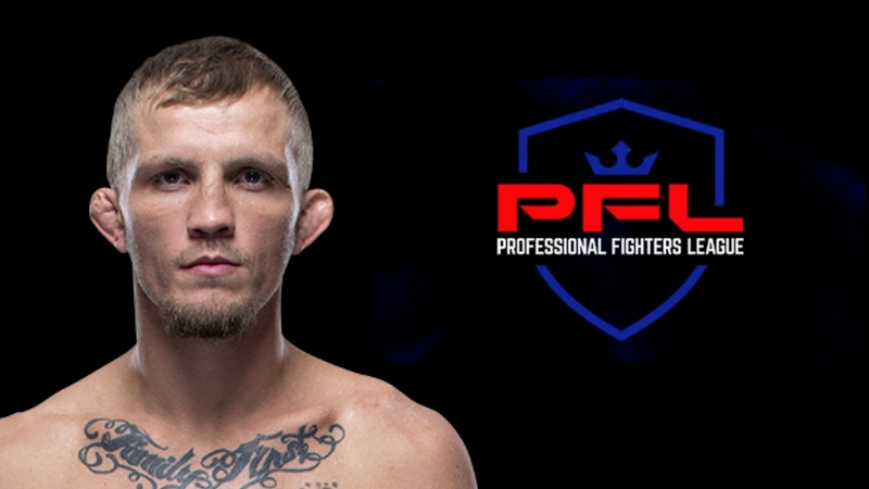 Ex-UFC, BKFC fighter Jason Knight signs with PFL, expected to debut on Aug. 27 card