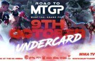 MTGP London Undercard