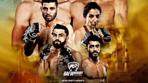 UAE Warriors 23 new