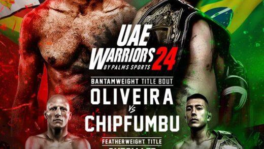 UAE Warriors 24